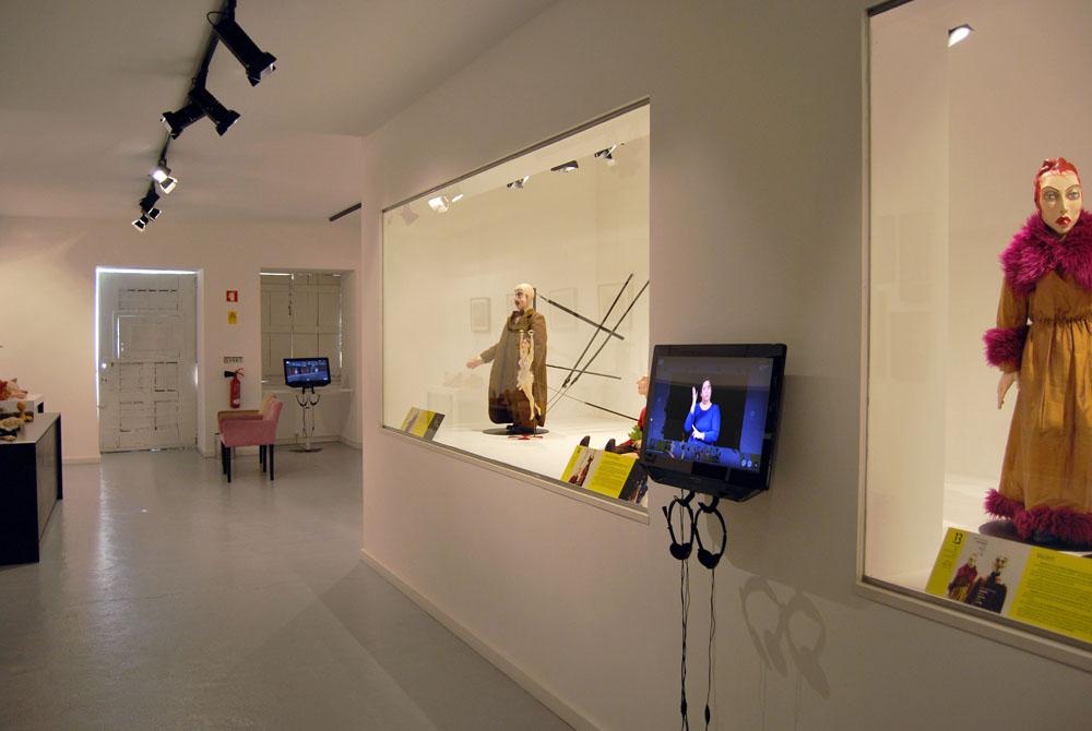 Museu das Marionetas do Porto - Piso -1