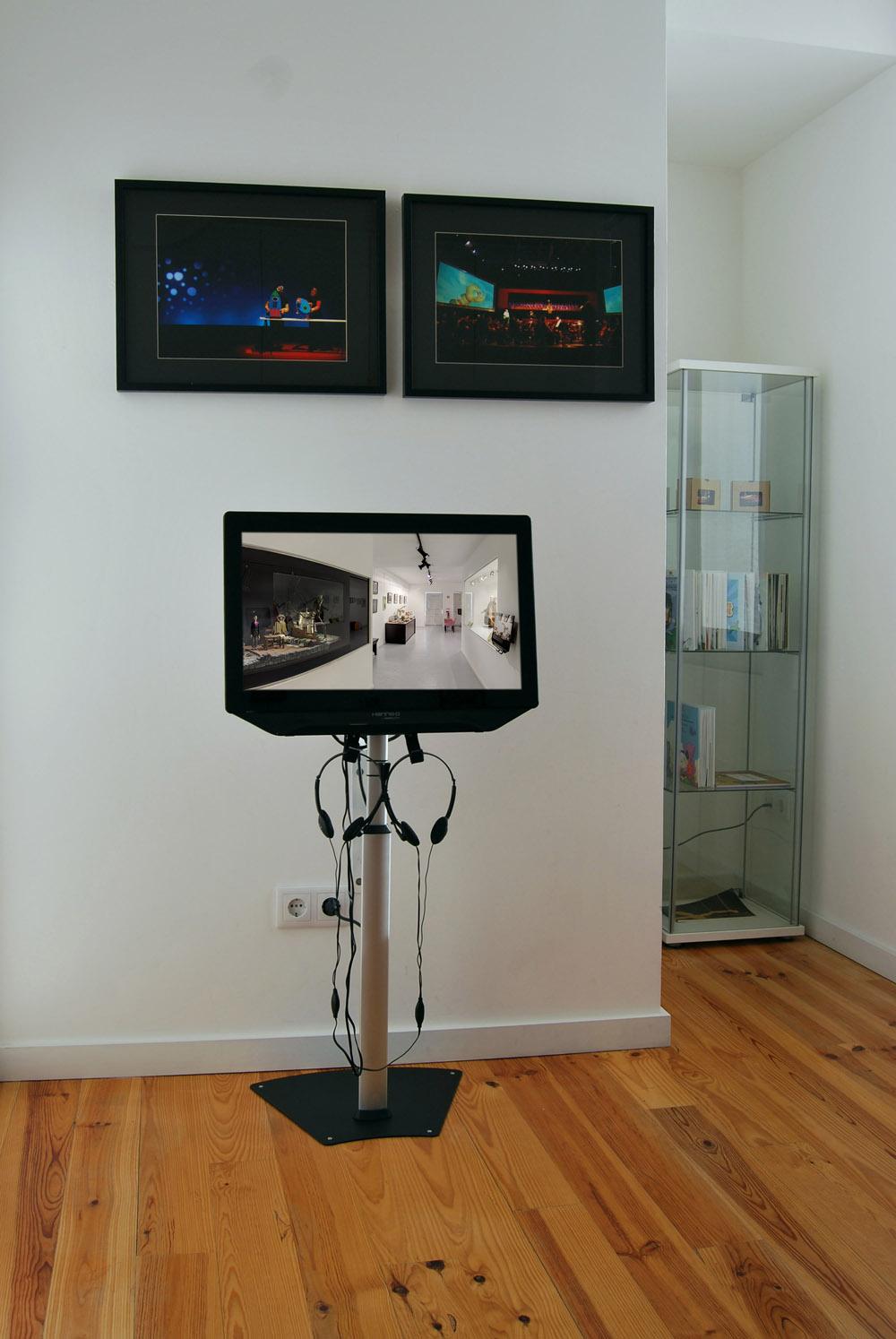 Visita virtual ao piso -1